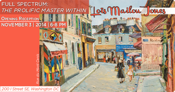 Full Spectrum: The Prolific Master within Loïs Mailou Jones