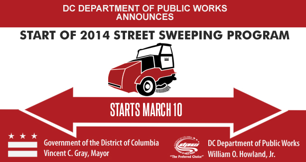 Start of Street Sweeper Program