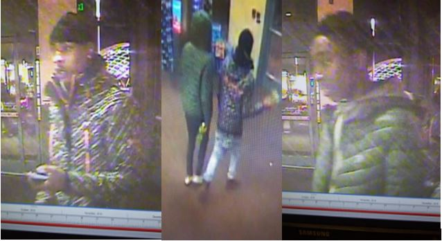 Suspects Sought in a Robbery (Fear) Offense: 800 Block of G Street, Southwest