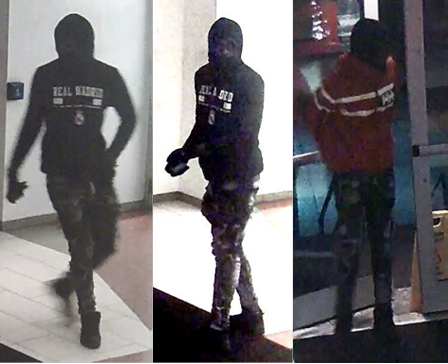 Suspect Sought in a Burglary Two Offense: 400 Block of L'Enfant Plaza, Southwest
