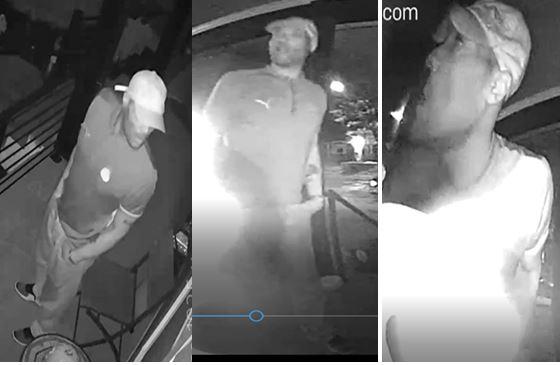 Suspect Sought in a Burglary One Offense: 1900 Block of Jackson Street, Northeast