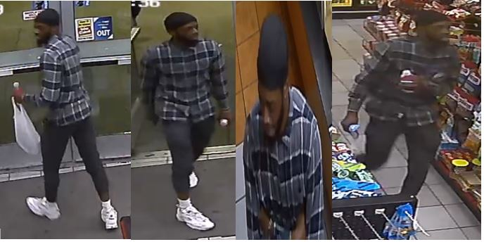 Suspect Sought in a Robbery (Force and Violence) Offense: 1000 Block of Thomas Jefferson Street, Northwest