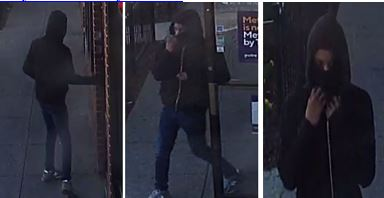 Suspect Sought in an Attempted Armed Robbery of an Establishment (Gun) Offense: 2400 Block of Good Hope Road, Southeast