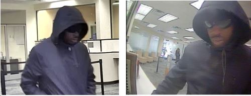 Arrest Made in an Unarmed Bank Robbery Offense: 1300 Block of Good Hope Road, Southeast