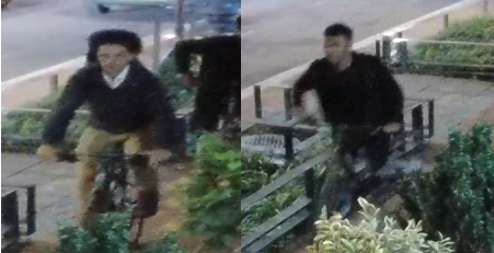 Suspects Sought in a Robbery (Snatch) Offense: 900 Block of 4th Street, Northwest