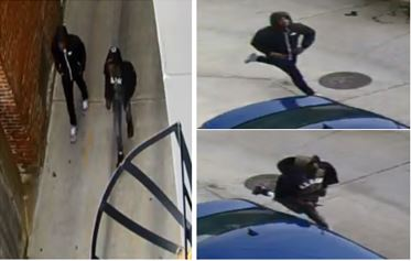 *Updated with Video* Suspects Sought in an Armed Robbery (Gun) Offense: 1200 Block of I Street, Northeast