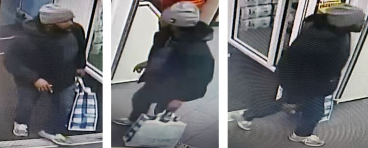 *Updated with Video* Person of Interest Sought in a Robbery Offense: 600 Block of K Street, Northwest