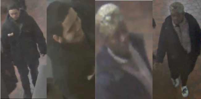 Suspects Sought in a Robbery Offense: 400 Block of F Street, Northwest