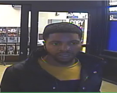 Suspect Sought in a Robbery (Force and Violence) Offense: 1400 Block of Maryland Avenue, Northeast