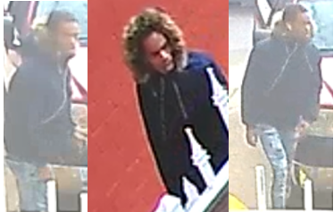 Suspect Sought in a Theft One Offense: Unit Block of K Street, Northwest
