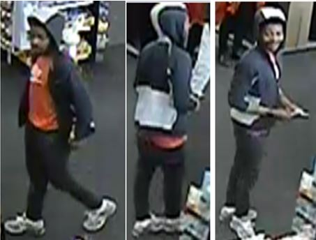 Suspect Sought in a Robbery (Force and Violence) Offense: 1500 Block of Maryland Avenue, Northeast