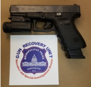 MPD's Weekly Firearm Recoveries: May 11, 2020 to May 18, 2020