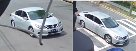 Vehicle of Interest Sought in an Assault With Intent to Kill (Gun) Offense: 1200 Block of Sumner Road, Southeast