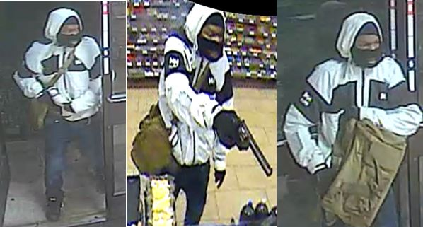 Suspect Sought in Armed Robbery of an Establishment (Gun) Offense: 3100 Block of Rhode Island Avenue, Northeast