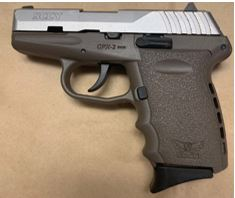 MPD's Weekly Firearm Recoveries: April 29, 2019 to May 6