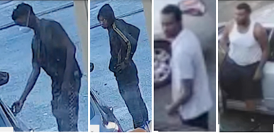 Suspects and Vehicles of Interest Sought in Robbery (Force and Violence) Offense: 5400 Block of New Hampshire Avenue, Northwest