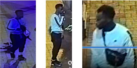 Suspect Sought in a Robbery (Snatch) Offense: 600 Block of H Street, Northwest