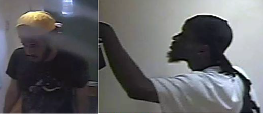 Suspects Sought in a Burglary Two and an Unlawful Entry Offense in the Sixth District
