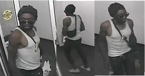 Suspect Sought in a Robbery (Force and Violence) Offense: 200 Block of F Street, Northeast