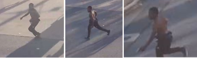 Suspect Wanted in a Homicide: 2700 Block of Naylor Road, Southeast