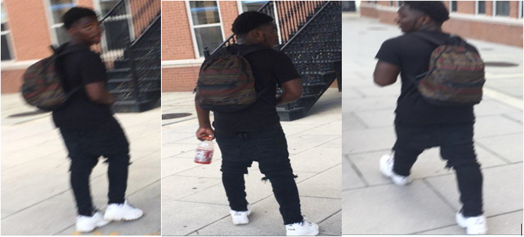 Suspect Sought in a Misdemeanor Sexual Abuse Offense: 200 Block of Massachusetts Avenue, Northwest
