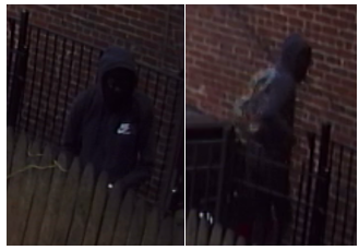 Suspect Sought in a Burglary One While Armed (Gun) Offense: 3500 Block 13th Street, Northwest