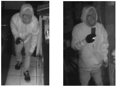 Suspect Sought in a Burglary Two of an Establishment Offense: 200 Block of Upshur Street, Northwest