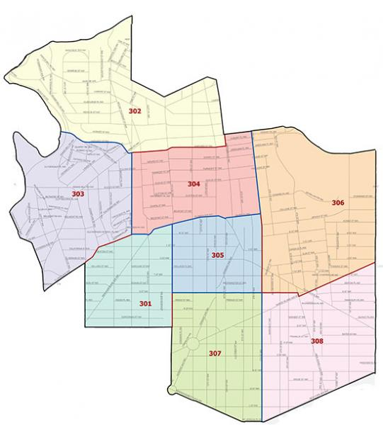 Welcome to the Third District | mpdc on