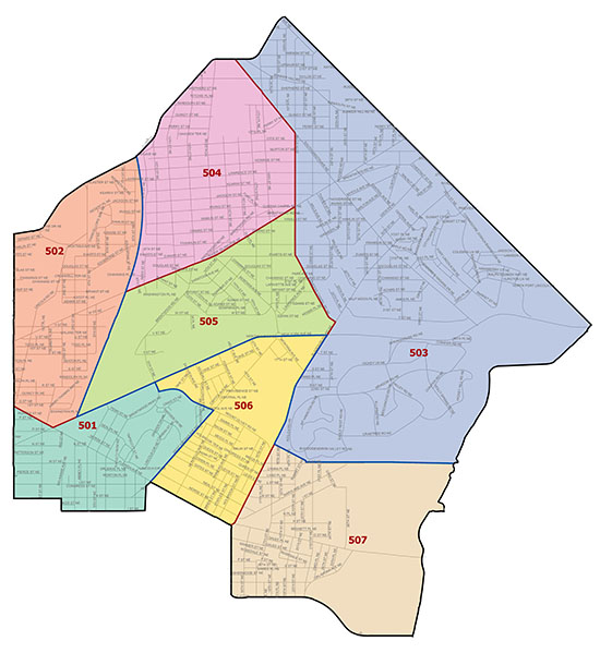 Welcome to the Fifth District | mpdc on