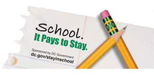 School: It Pays to Stay.