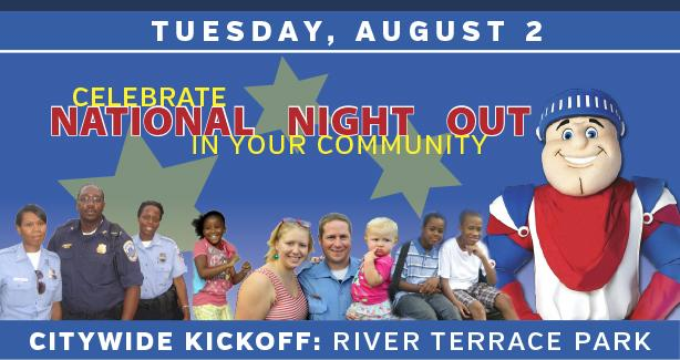 National Night Out: August 2, 2016