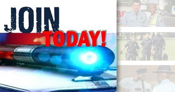 graphic of a police car siren
