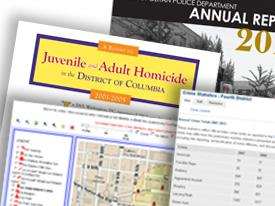 graphic showing 2 District newsletters