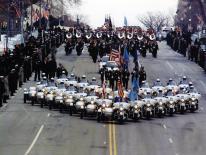 Inaugural Parade Escort