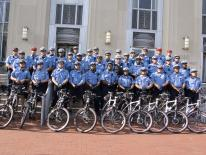 photo of mountain bike unit