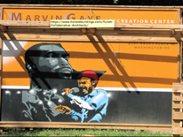 Marvin Gaye Playground, Recreation Center, and Trail Project