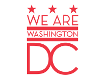 We Are DC logo