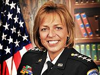 Chief of Police Cathy Lanier