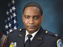 Commander Regis Bryant