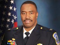 Commander Robin Hoey