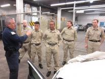 Recruit Class in Training