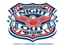 National Night Out 2014 Logo