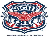 National Night Out Logo for 2014