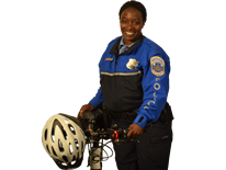 Officer Tayna Williams