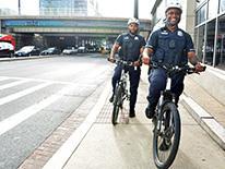 MPD Bike Patrol Officers