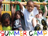 photo of kids at summer camp