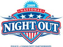 logo from 2009 National Night Out