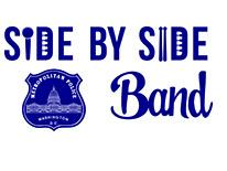 Side By Side Band Logo