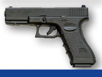 Sample registerable handgun (Glock 17)