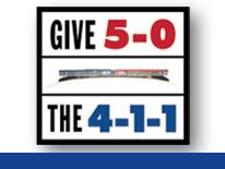 LOGO: Give 50 the 411